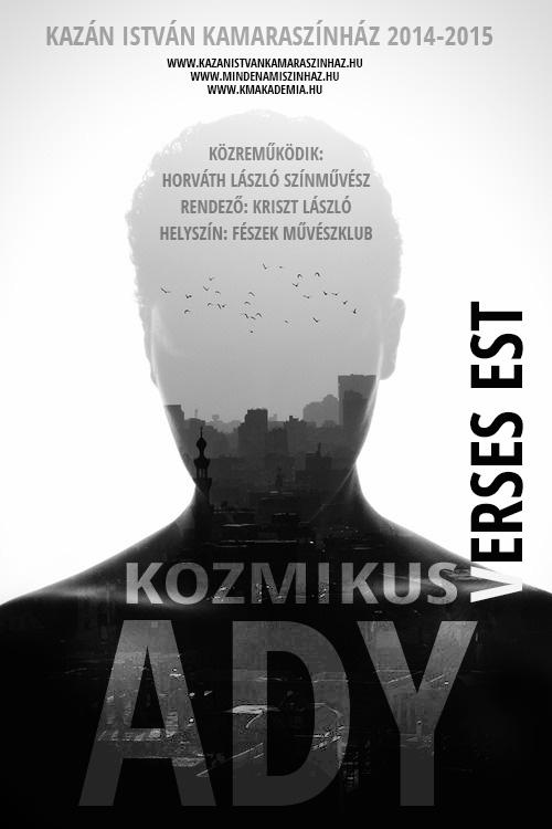 Kozmikus_Ady_Plakat_2014