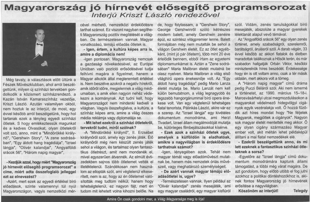 Magyarország jó hirneve cikk 2018