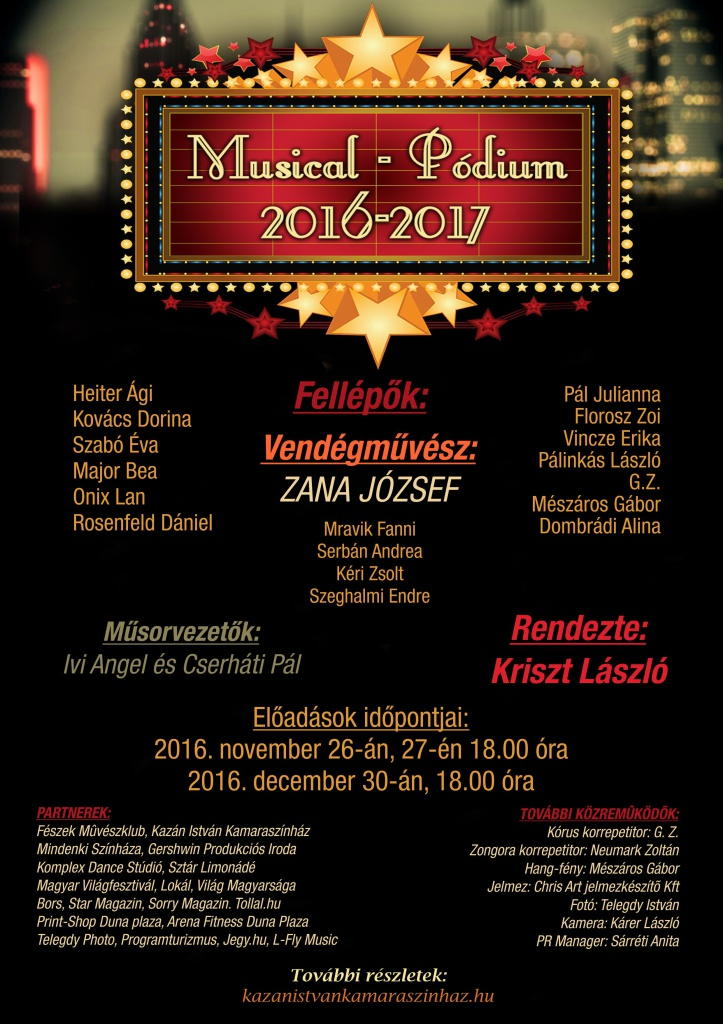 Musical_Podium_ plakat_2016