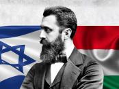 Izrael_lángja_logó